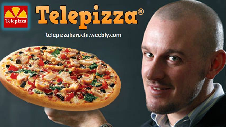 Telepizza pizza restaurant and delivery in Karachi