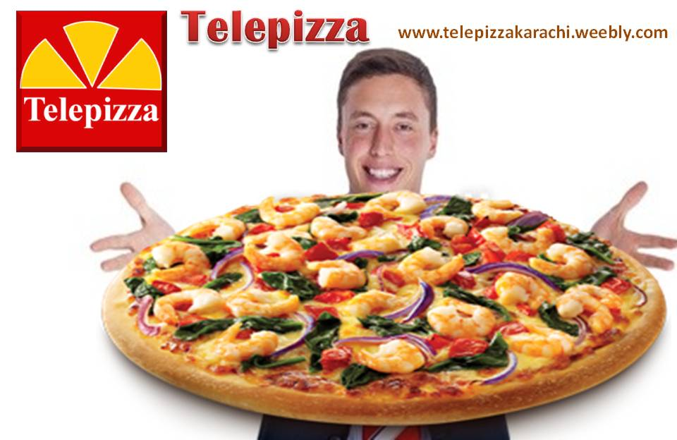 telepizza pizza deals in Karachi
