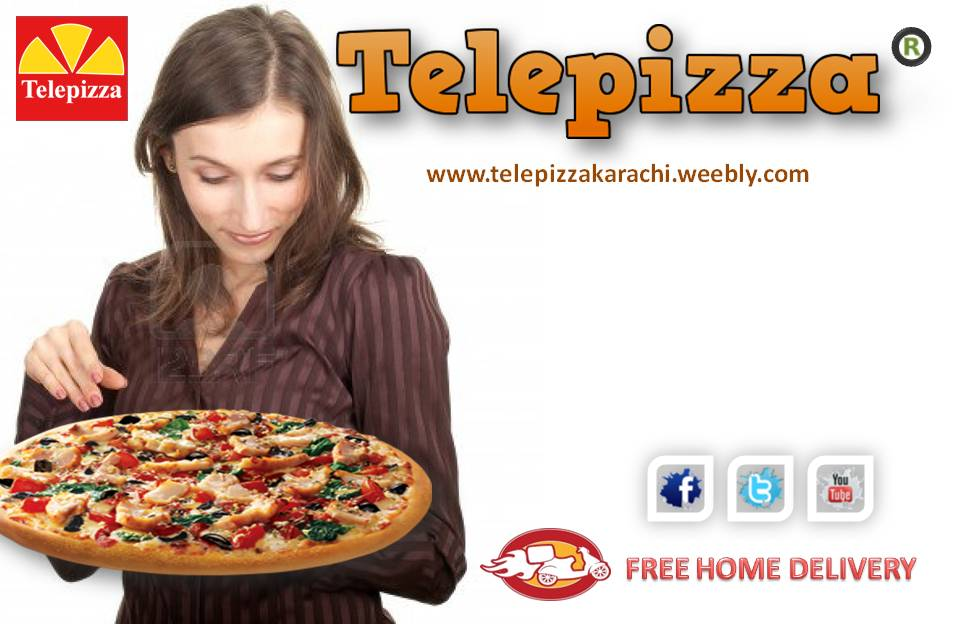 pizza home delivery Karachi